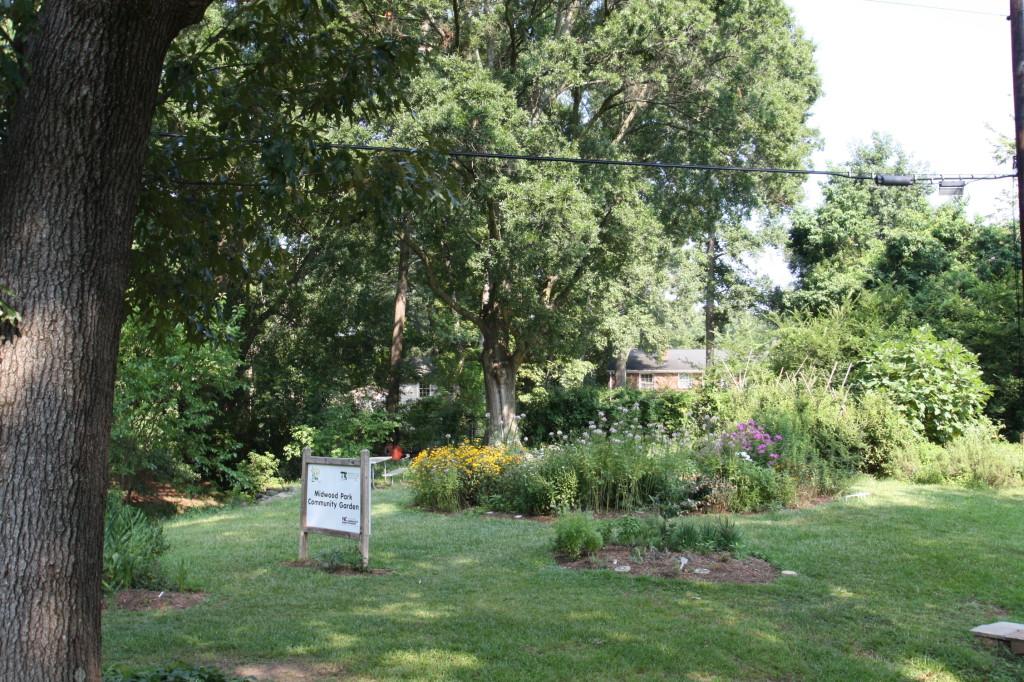 Midwood Park Garden