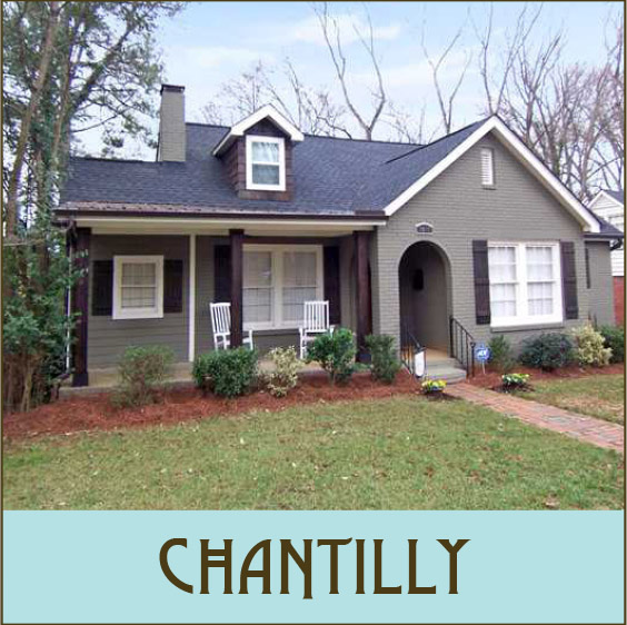 Styles Of Homes In Our Area: Charlotte, NC Homes For Sale In